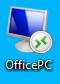 OfficePC Remote Desktop Icon