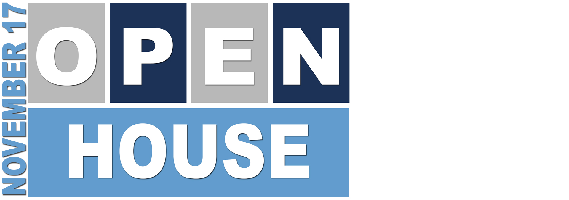 Open House set for November 17