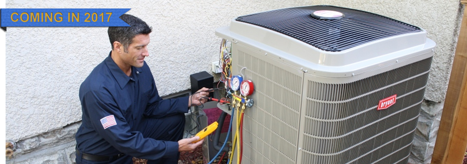 Pursue a career in Heating, Ventilation & Air Conditioning