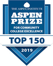 Aspen Prize Top 150 Community Colleges 2019