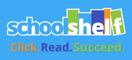 School Shelf. Click. Read. Succeed.